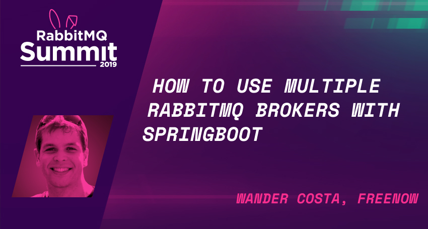 How to use multiple RabbitMQ brokers with SpringBoot - Wander Costa