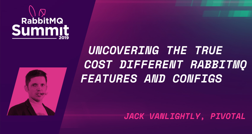 Feature complete: Uncovering the true cost different RabbitMQ features and configurations - Jack Vanlightly