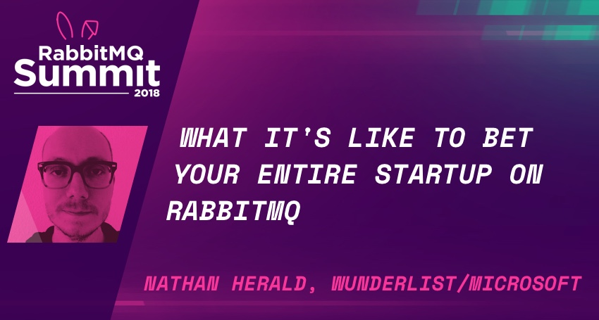What it's like to bet your entire startup on Rabbit - Nathan Herald